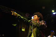Pharaoh Monch at The Brand New Heavies Live, Produced by Jill Newman Productions and held at The Highline Ballroom on October 19, 2009 in New York City