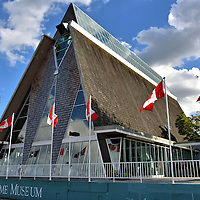 Vancouver Maritime Museum in Vancouver, Canada<br />