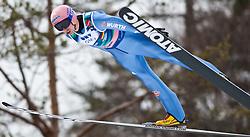 21.03.2010, Planica, Kranjska Gora, SLO, FIS SKI Flying World Championships 2010, Flying Hill Team, im Bild NEUMAYER Michael, ( GER ), EXPA Pictures © 2010, PhotoCredit: EXPA/ J. Groder / SPORTIDA PHOTO AGENCY