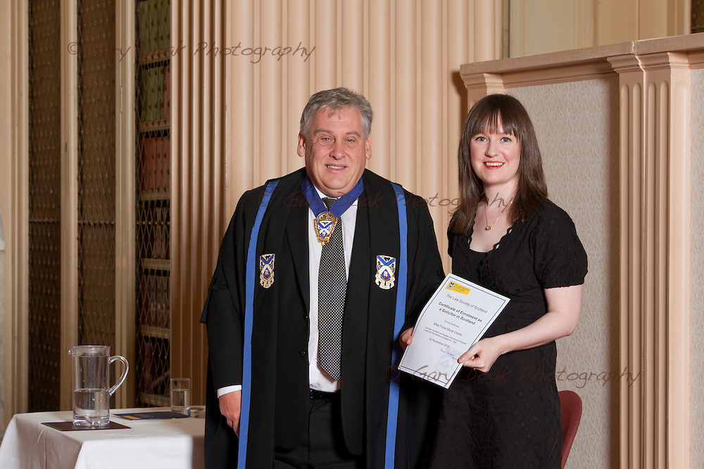 Law Society New Admissions November 2011.