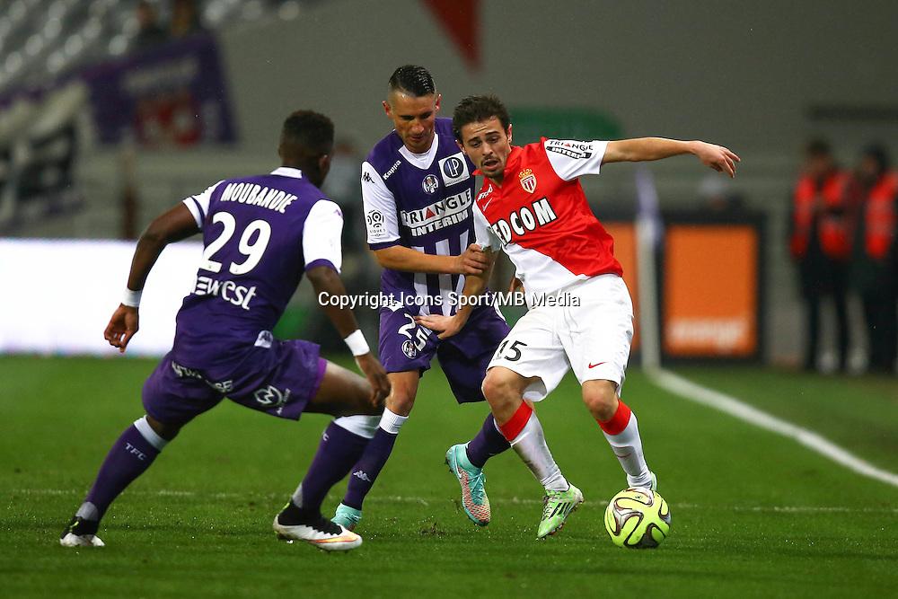 Bernardo SIlva - 05.12.2014 - Toulouse / Monaco - 17eme journee de Ligue 1 -<br />Photo : Manuel Blondeau / Icon Sport