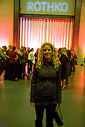 MARIA MARSHALL. Mark Rothko private view. Tate Modern. 24 September 2008 *** Local Caption *** -DO NOT ARCHIVE-© Copyright Photograph by Dafydd Jones. 248 Clapham Rd. London SW9 0PZ. Tel 0207 820 0771. www.dafjones.com.