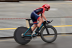 Virginie Perizzolo Pointet (ITA) at La Madrid Challenge by La Vuelta 2019 - Stage 1, a 9.3 km individual time trial in Boadilla del Monte, Spain on September 14, 2019. Photo by Sean Robinson/velofocus.com