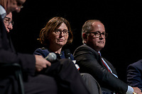 Agnes Benassy-Quere, a Lyon, lors de la 10eme edition des journees de l economie.