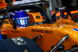 March 23, 2018 - Melbourne, Victoria, Australia - ALONSO Fernando (spa), McLaren Renault MCL33, action during 2018 Formula 1 championship at Melbourne, Australian Grand Prix, from March 22 To 25 - Photo  Motorsports: FIA Formula One World Championship 2018, Melbourne, Victoria : Motorsports: Formula 1 2018 Rolex  Australian Grand Prix, (Credit Image: © Hoch Zwei via ZUMA Wire)
