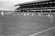 16/04/1967<br /> 04/16/1967<br /> 16 April 1967<br /> National Hurling League: Clare v Dublin at Croke Park, Dublin.
