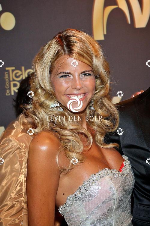 AMSTERDAM - In theater Carre is de Gouden Televizier Ring gala weer geweest.  Met op de foto Kim Kotter. FOTO LEVIN DEN BOER - PERSFOTO.NU