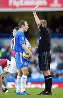 26/12/2004 - FA Barclays Premiership - Chelsea v Aston Villa - Stamford Bridge<br />