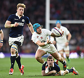 20150314  England vs Scotland, Six Nations, Twickenham.UK
