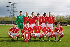 160426 Wales U15 v Belgium U15