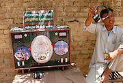 Rishikesh Sound System and DJ - India 2003