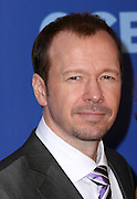Donnie Wahlberg attends the 2010-2011 CBS Upfront Arrivals at Lincoln Center in New York City on May 19, 2010...