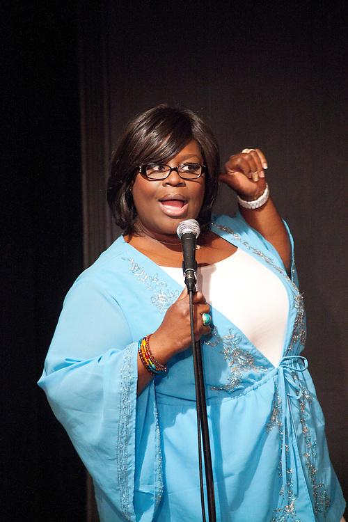 Retta - Whiplash - May 7, 2012 - UCB Theater - New York