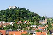 Schloss Lichtenberg, Niedernhausen, Fischbachtal, Odenwald, Hessen, Deutschland | Castle Lichtenberg, Niedernhausen, Fischbachtal, Odenwald, Hesse, Germany