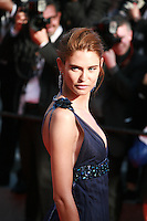 Bianca Balti at Sils Maria gala screening red carpet at the 67th Cannes Film Festival France. Friday 23rd May 2014 in Cannes Film Festival, France.