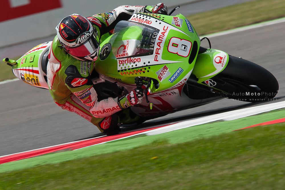 2012 MotoGP World Championship, Round 6, Silverstone, United Kingdom, 17 June 2012