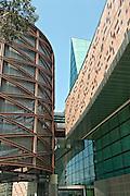 Science Museum LA, CA. Exterior