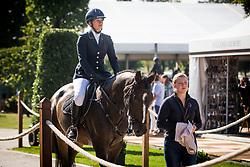 Van Roosbroeck Catherine, BEL, Qiazetta Z<br /> Stephex Masters 2018<br /> © Hippo Foto - Sharon Vandeput<br /> 2/09/18
