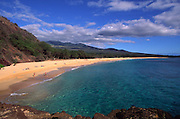 Makena Beach, Big Beach, Maui, Hawaii<br />