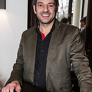 NLD/Amsterdam/20141217 - Musical Awards Nominatielunch 2015, Bas Heerkens