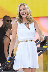 17.08.2013, New York, USA, ABC Show, Good Morning Amerika, im Bild Lara Spencer // during the ABC Show Good Morning Amerika in New York, Unites States of Amerika on 2013/08/17. EXPA Pictures © 2013, PhotoCredit: EXPA/ Newspix/ MediaPunch Inc<br /> <br /> ***** ATTENTION - for AUT, SLO, CRO, SRB, BIH, TUR, SUI and SWE only *****