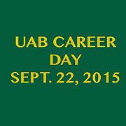 UAB Career Day Sept 22,2015