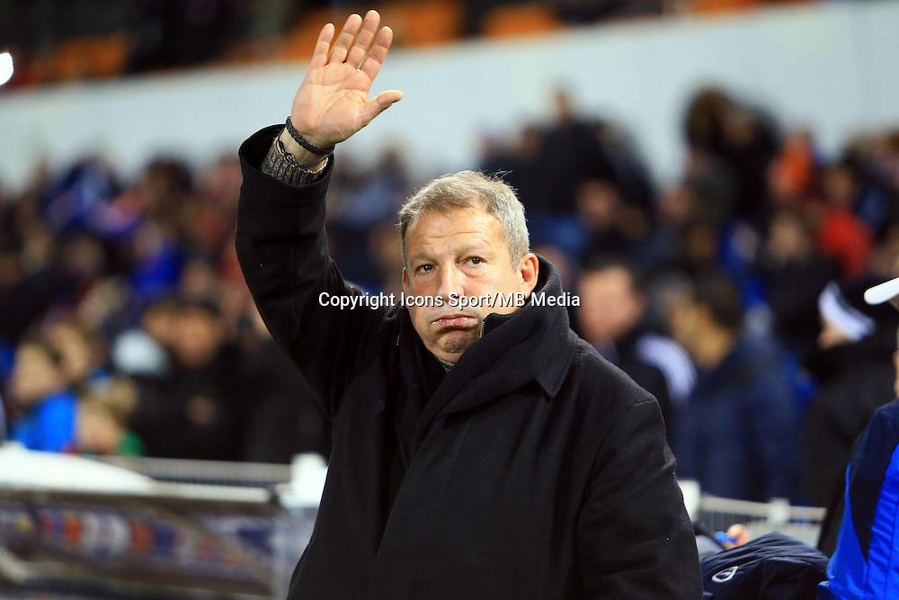 Rolland COURBIS  - 24.01.2015 - Montpellier / Nantes  - 22eme journee de Ligue1<br />Photo : Nicolas Guyonnet / Icon Sport
