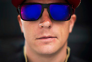 German Grand Prix<br /> <br /> Kimi Raikkonen at the 2013 German grand prix at the Nurburgring. <br /> ©Darren Heath/exclusivepix