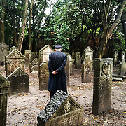 Italy - Venezia: The old jewish cemetery