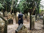 Italy - Venezia: The old jewish cemetery
