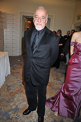 PAULO COELHO at the 3rd Fortune Forum Summit held at The Dorchester Hotel, Park Lane, London on 3rd March 2009.