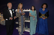 Bjarne and Yvonna Rieber, Savita Apte AND LADY NEWALL. chairman of Ball James Johnstone in middl. British Red Cross London Ball,- H20 the Element of Life held at the Room By the River. SE1. 17 November 2005. ONE TIME USE ONLY - DO NOT ARCHIVE  © Copyright Photograph by Dafydd Jones 66 Stockwell Park Rd. London SW9 0DA Tel 020 7733 0108 www.dafjones.com