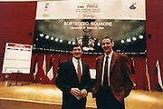 Europei Roma 1991 - Dino Radja e Antonello Riva