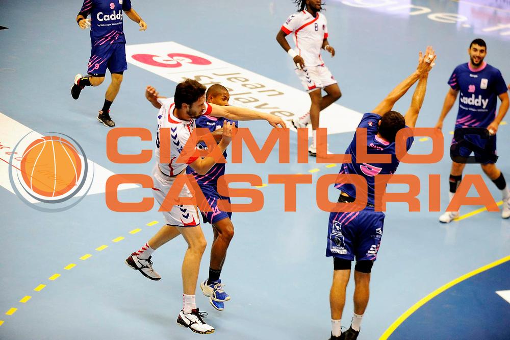 DESCRIZIONE : Handball Tournoi de Cesson Homme<br /> GIOCATORE : KOPLJAR Marco<br /> SQUADRA : Paris<br /> EVENTO : Tournoi de cesson<br /> GARA : Paris Cesson<br /> DATA : 07 09 2012<br /> CATEGORIA : Handball Homme<br /> SPORT : Handball<br /> AUTORE : JF Molliere <br /> Galleria : France Hand 2012-2013 Action<br /> Fotonotizia : Tournoi de Cesson Homme<br /> Predefinita :