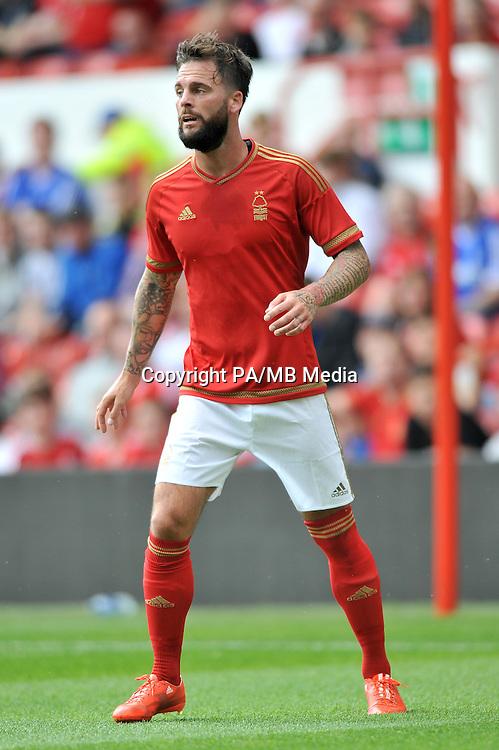Danny Fox, Nottingham Forest