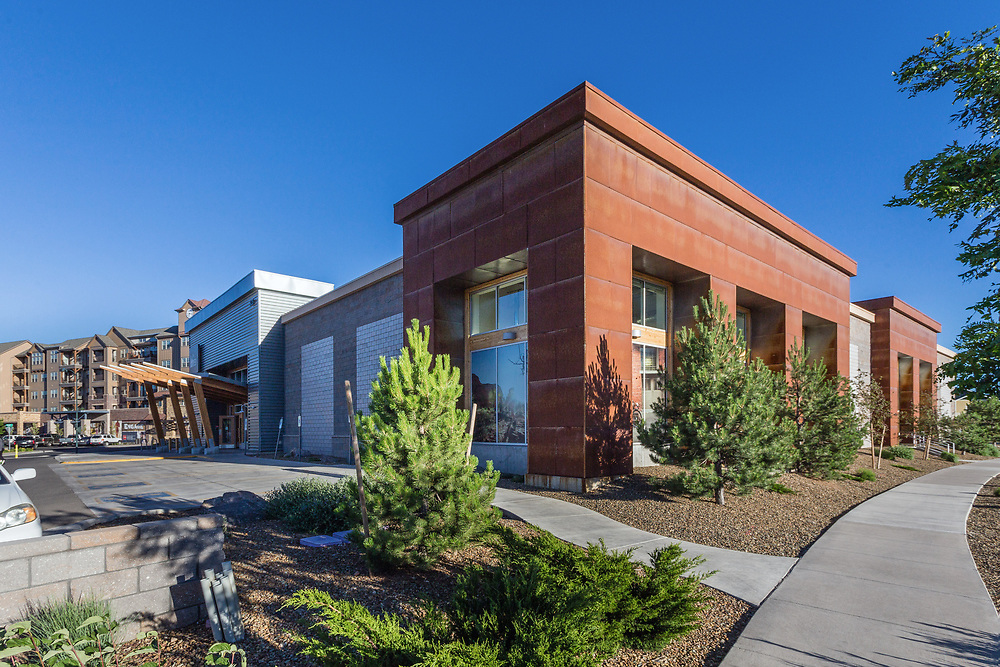 REI Flagstaff, Arizona commercial real estate photography