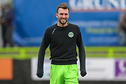 Forest Green Rovers Christian Doidge(9) during the EFL Sky Bet League 2 match between Forest Green Rovers and Notts County at the New Lawn, Forest Green, United Kingdom on 9 February 2019.
