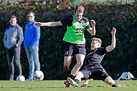 Thijs Oosting, *Fredrik Midtsjo* of AZ Alkmaar,
