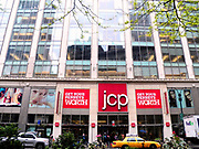 JC Penny's stock prices down today after friday's 8.3% drop