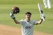 4 May 2018 - Surrey v Worcestershire- Specsavers County Championship, day one.