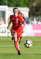 Georgia Evans of Bristol City Women - Mandatory by-line: Paul Knight/JMP - 09/05/2017 - FOOTBALL - Stoke Gifford Stadium - Bristol, England - Bristol City Women v Manchester City Women - FA Women's Super League Spring Series