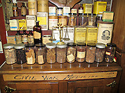Drug store in downtown Vicksburg Mississippi