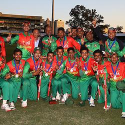 19th July 7th ODI: South Africa U/19 v Bangladesh U/19