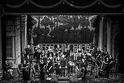 The Sir Arthur Sullivan Concert performed during the <br /> 25th International Gilbert & Sullivan Festival at the Royal Hall Exhibition Room Harrogate, North Yorkshire, England on Friday 17 August 2018 Photo: Jane Stokes<br /> <br /> Conductor: James Hendry<br /> Lead: Sally Robinson