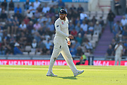 Jonny Bairstow of England during day two of the fourth SpecSavers International Test Match 2018 match between England and India at the Ageas Bowl, Southampton, United Kingdom on 31 August 2018.