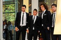 Javier PASTORE / Marco VERRATTI / David LUIZ / MAXWELL  - 17.05.2015 - Ceremonie des Trophees UNFP 2015<br /> Photo : Nolwenn Le Gouic / Icon Sport