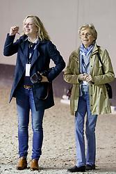 ARNS-KROGMANN Christine (Pferdebesitzer), WINTER-SCHULZE Madeleine (Pferdebesitzer)<br /> Paris - FEI World Cup Finals 2018<br /> FEI World Cup Dressage Freestyle/Kür<br /> www.sportfotos-lafrentz.de/Stefan Lafrentz<br /> 14. April 2018