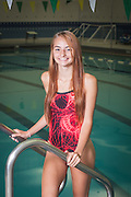 Marist High School 2015 Swim Team Photography. Chicago, IL. Chris Pestel Photographer