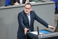 14 FEB 2019, BERLIN/GERMANY:<br /> MArtin Reichardt, MdB, AfD, Bundestagsdebatte, Plenum, Deutscher Bundestag<br /> IMAGE: 20190214-01-010<br /> KEYWORDS: Bundestag, Debatte