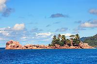 saint pierre island in seychelles islands indian ocean